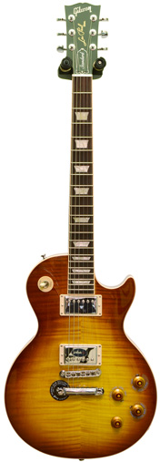 Gibson Les Paul Standard Premium Plus Tea Burst Chrome Hardware (2012) #113820516