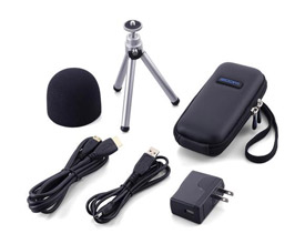 Zoom APQ-2HD Accessory Pack for Q2HD