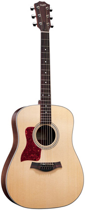 Taylor 210 LH Gloss Top 2010 Model (Ex-Demo)