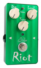 Suhr Riot 'Freaky Friday' Limited Edition Green