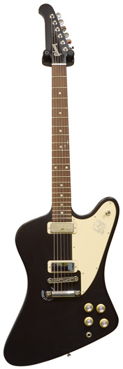 Gibson Firebird Studio Reverse 70s Tribute Satin Ebony