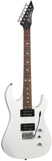 BC Rich ASM 1 White (Ex-Demo)