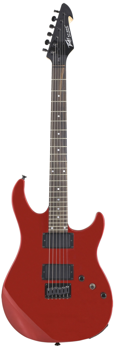 peavey at 200 red auto tune guitar. Black Bedroom Furniture Sets. Home Design Ideas