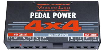 voodoo lab pedal power 4 x 4. Black Bedroom Furniture Sets. Home Design Ideas