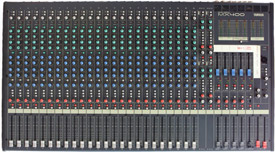 yamaha mx 400 24 channel mixer pre owned. Black Bedroom Furniture Sets. Home Design Ideas