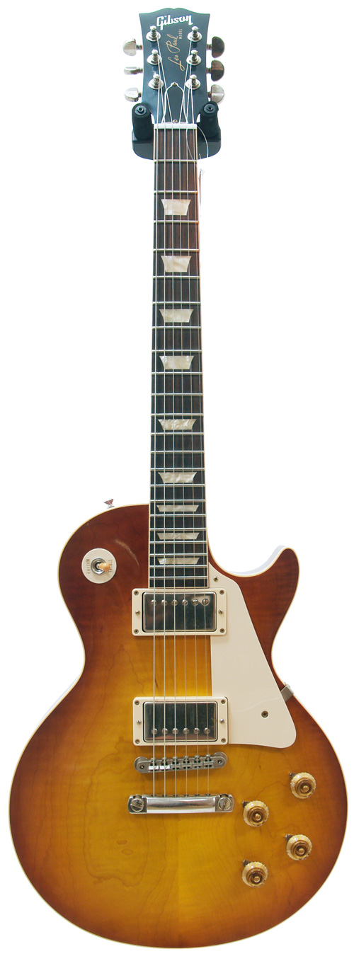 gibson eric clapton beano les paul vos hb275c pre owned. Black Bedroom Furniture Sets. Home Design Ideas