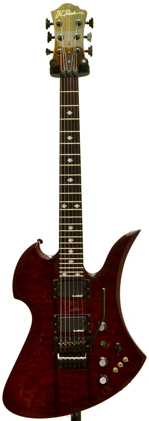 BC Rich Mockingbird ST Trans Red (Pre-Owned)