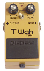 Boss T-Wah Japanese Vintage (Pre-Owned)