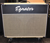 Egnater Renegade Two Tone 212 Inc Footswitch inc Cover