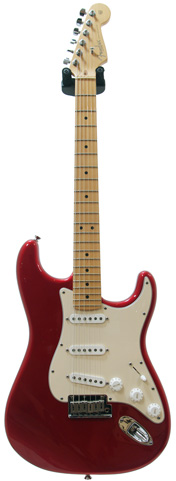 Fender American Series Strat Metallic Red MN (Pre-Owned)