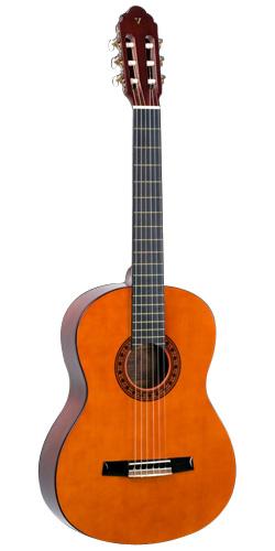Valencia 3 4 size classical guitar cg160 3 4 for Luthier valencia
