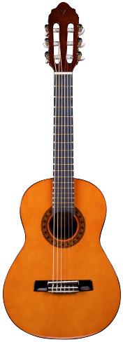 Valencia cg160 1 2 size classical guitar for Luthier valencia
