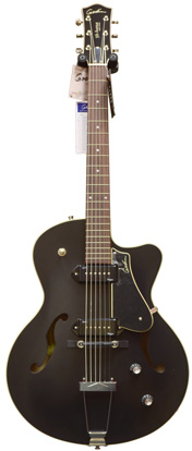 Godin 5th Avenue CW Kingpin II Black with TRIC