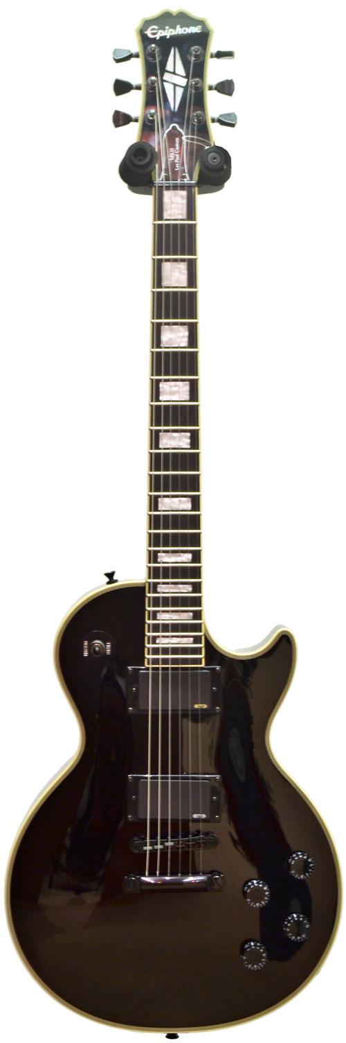 Epiphone LTD Matt Heafy Signature Les Paul Custom Ebony
