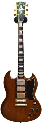 Gibson SG Custom 1972/73 Walnut (Pre-Owned)