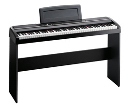 Korg SP-170S Digital Piano Black with Stand