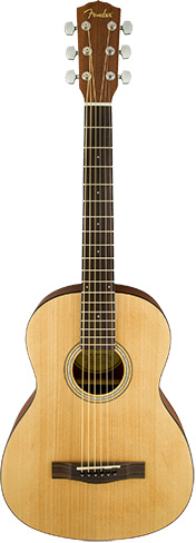 Fender MA-1 3/4 Steel String Natural