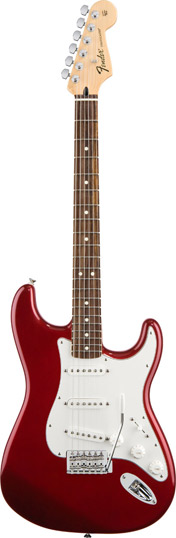 Fender Standard Strat Candy Apple Red RW