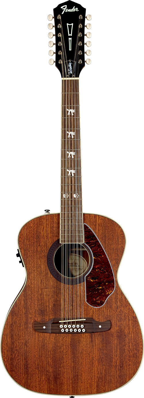 Fender tim armstrong hellcat acoustic 12 string