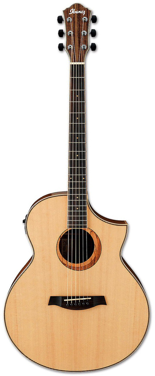 ibanez aew21vk nt natural high gloss