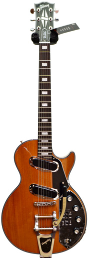 Gibson Les Paul Iridium Recording II Natural Walnut