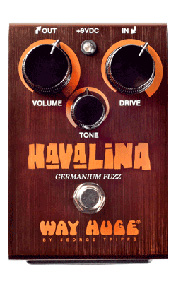 Way Huge WHE403 Havalina Germanium Fuzz