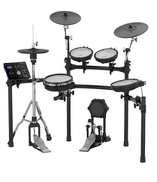 compare the roland td 11kv or td 25k v drum mid range kits