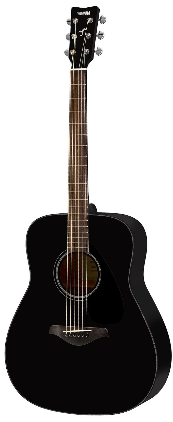 Yamaha fg800s black for Yamaha guitar brands