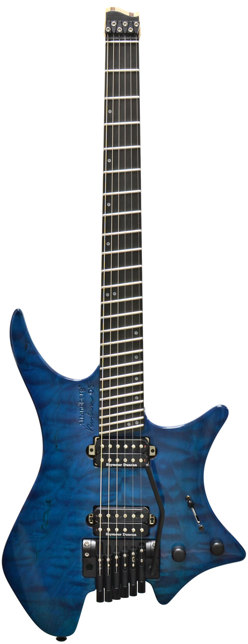 strandberg boden os 6 tremolo limited edition blue quilt. Black Bedroom Furniture Sets. Home Design Ideas