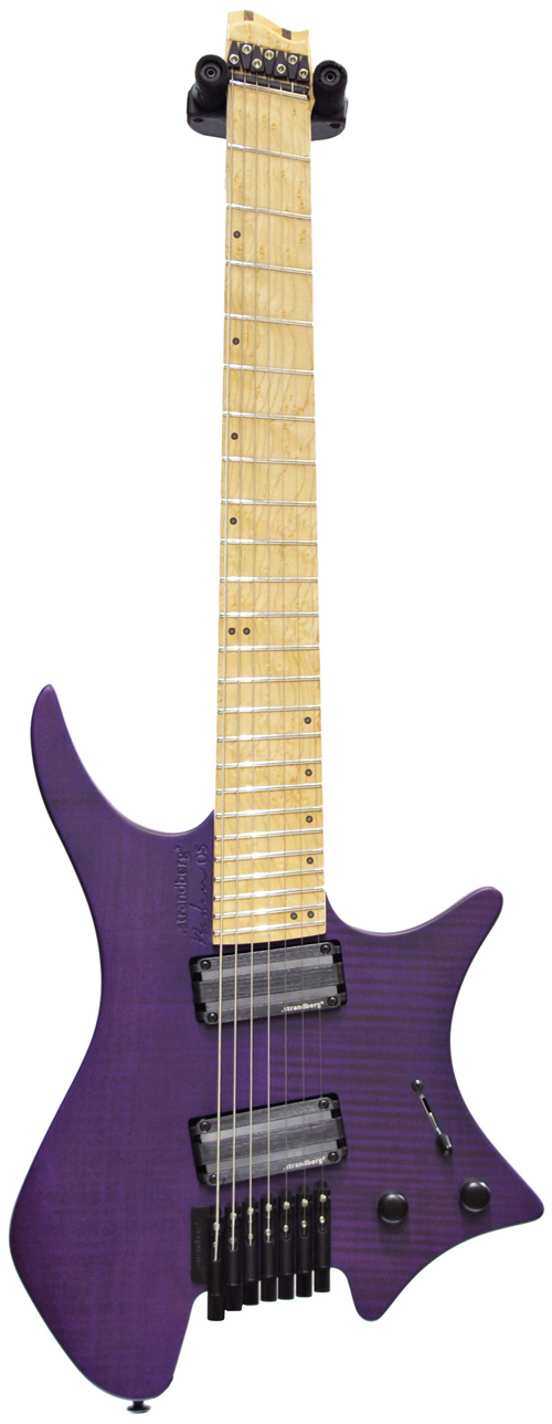 Strandberg boden os 7 lace purple maple for Strandberg boden 7