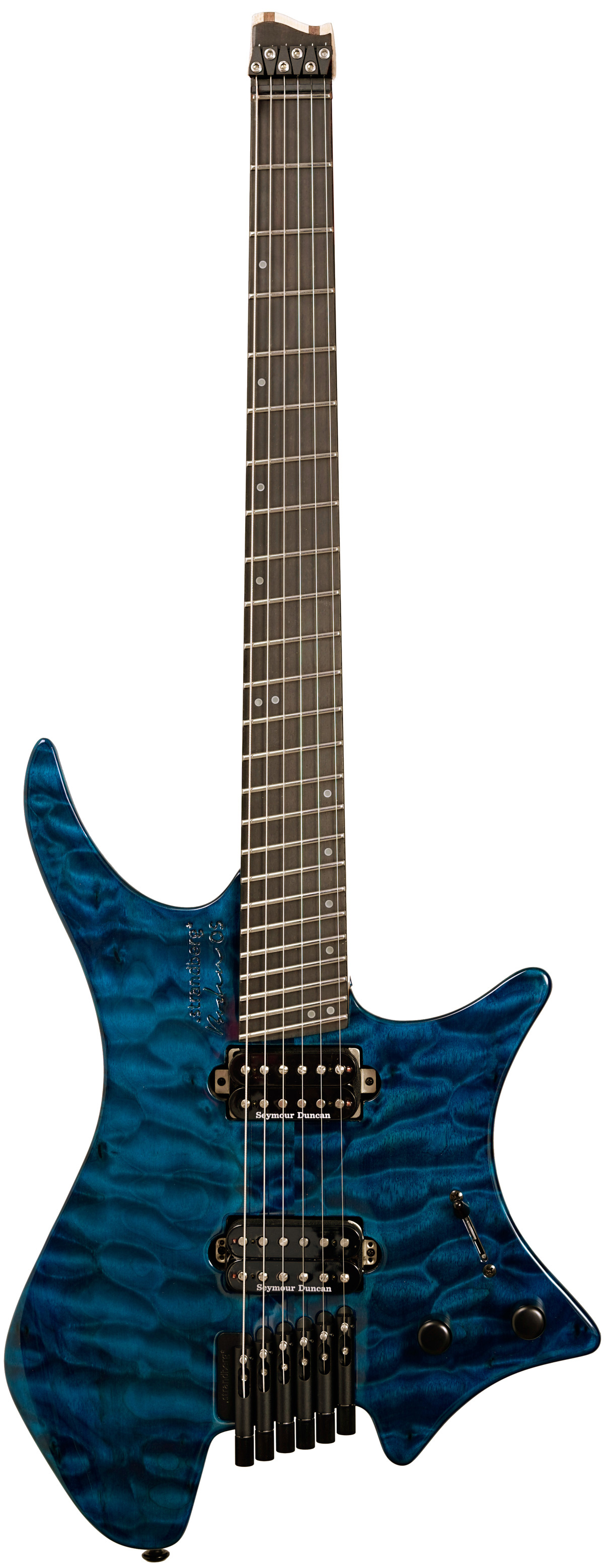 strandberg boden os 6 limited edition blue quilt ebony board. Black Bedroom Furniture Sets. Home Design Ideas