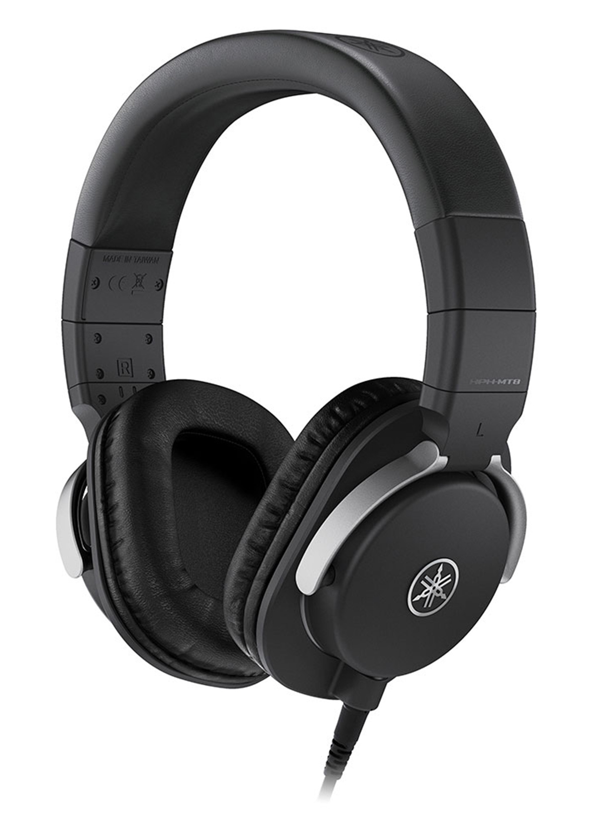 yamaha hph mt8 headphones black. Black Bedroom Furniture Sets. Home Design Ideas