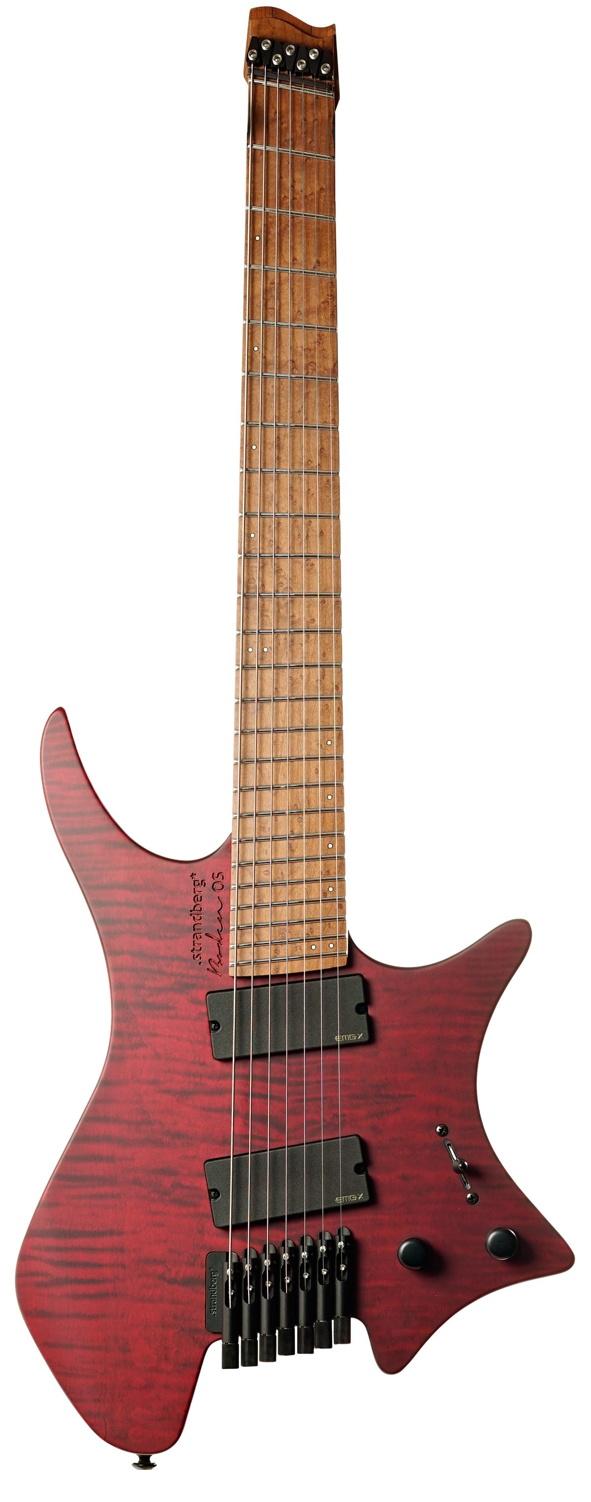 Strandberg boden os 7 special edition red maple for Strandberg boden 7
