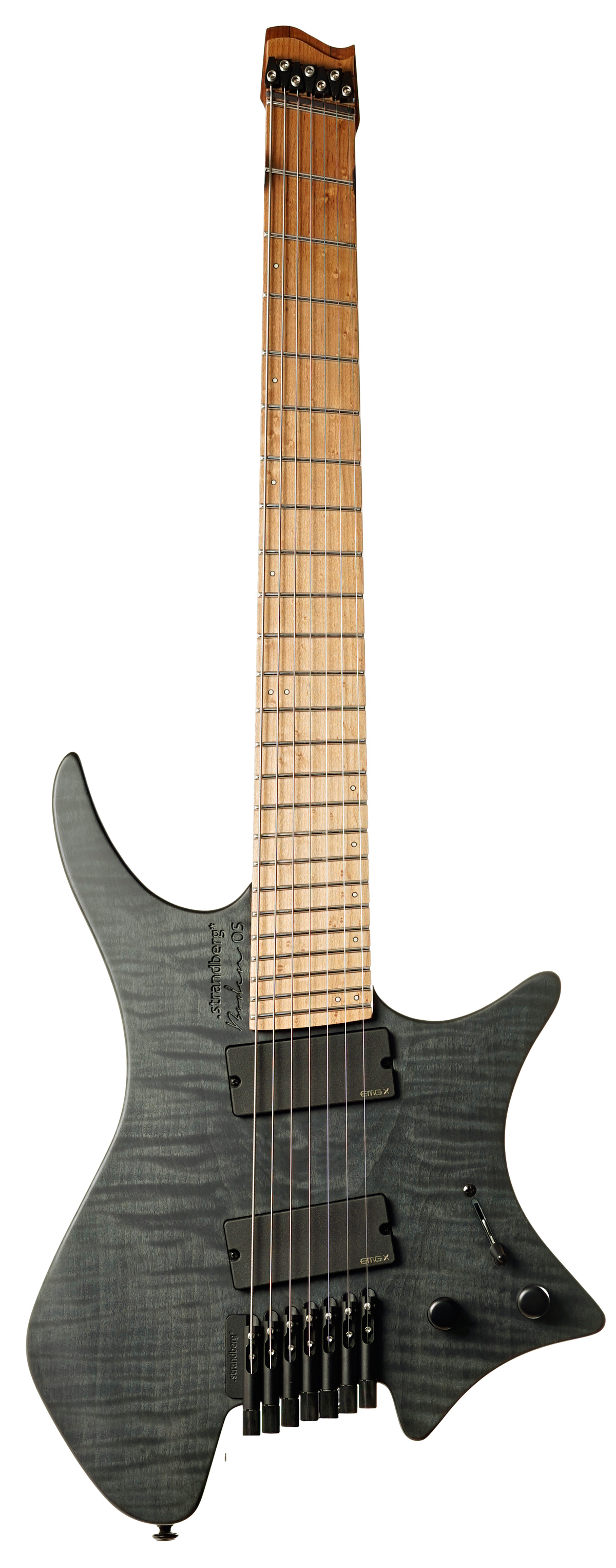 Strandberg boden os 7 special edition black maple for Strandberg boden 7