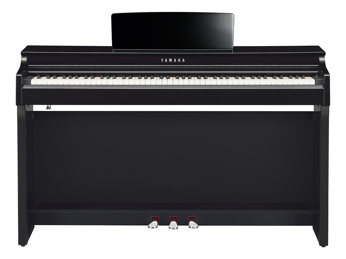 Yamaha CLP-625 Polished Ebony Digital Piano