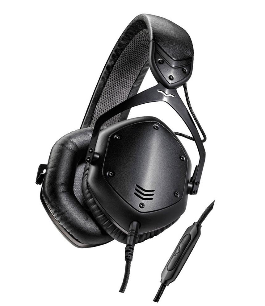 v moda xfl2v crossfade lp2 black headphones. Black Bedroom Furniture Sets. Home Design Ideas