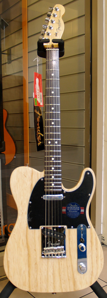 Pics Of The New Fender Usa Standards Harmony Central