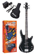 Ibanez GSR190-BK Black Bass Pack