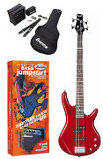 Ibanez GSR190TR Bass Pack - Trans Red