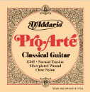 D'Addario EJ45 Pro Arte Normal Tension Classical Strings