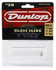 Dunlop 210 Medium Glass Slide-Medium Wall