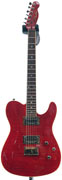 Fender Custom Tele FMT HH Crimson Red