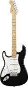 Fender American Standard Strat LH MN Black (End of Line)