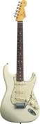 Fender American Vintage 62 Strat Olympic White END OF LINE
