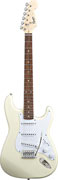 Squier Bullet Strat White with Trem