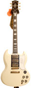 Gibson V.O.S SG Custom White 3 Pick Up Gold Hardware