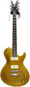 Schecter Solo-6 Vintage Limited Gold Top