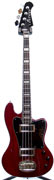 Lakland Skyline Decade Burgundy Translucent