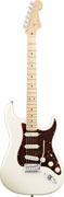 Fender American Deluxe Strat MN Olympic White Pearl