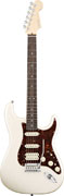 Fender American Deluxe Strat HSS RW Olympic Pearl White